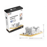 WEAGLE Parthenon Temple GRE [2284] - Building Set Architecture